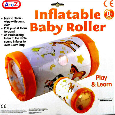 A To Z Inflatable Baby Roller NEW SET  • 5.99£