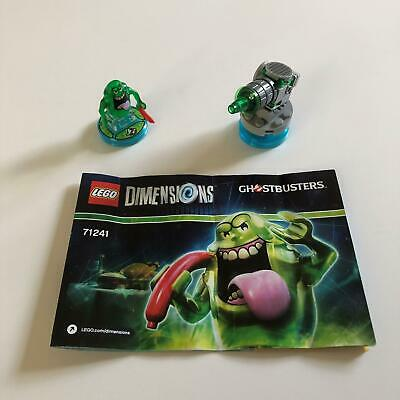 AU59.99 • Buy LEGO Dimensions 71241 | Ghostbusters Fun Pack | Used 100% Complete