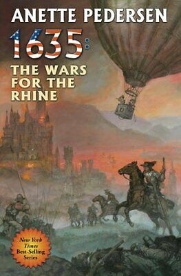 $ CDN47.43 • Buy 1635: WARS FOR RHINE (RING OF FIRE) By Anette Pedersen **BRAND NEW**