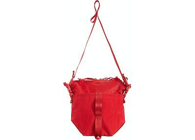 $ CDN123.46 • Buy Supreme Neck Pouch Side Bag Red Summer FW20 2020 Side Shoulder Small Bum