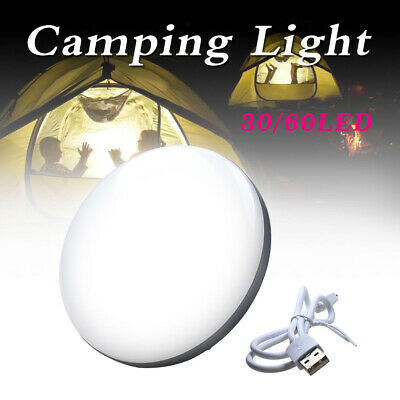 AU19.70 • Buy Emergency Lamp Tent Light Lantern LED Portable For Outdoor Camping Hiking TX