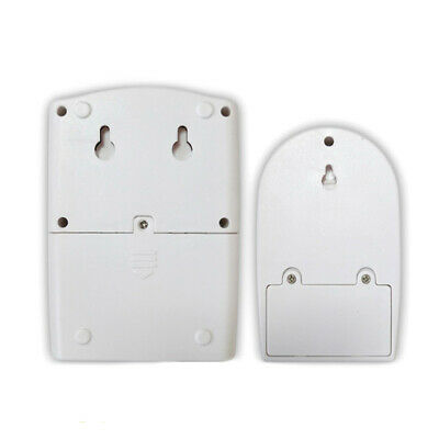 AU23 • Buy 1byone Wireless Security Driveway Alarm System Outdoor Alert Motion Sensor US TP