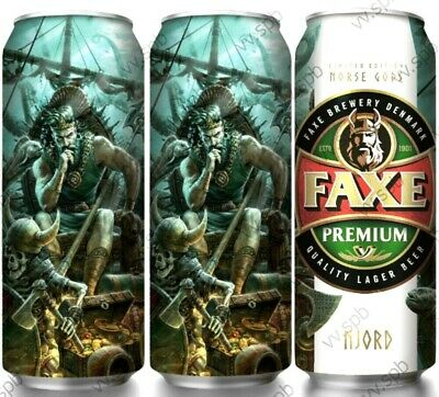 $ CDN16.15 • Buy Faxe Limited  Norse Gods Njord  Part 3, Empty Can Beer,0.45L