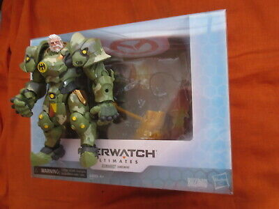 AU105 • Buy Overwatch Ultimates REINHARDT BUNDESWEHR Hasbro SDCC 2019 Exclusive 6in Complete