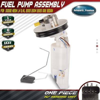 $48.99 • Buy Electrical Fuel Pump Assembly For Dodge Neon L4 2.4L 2003 2004 2005 5018697AA