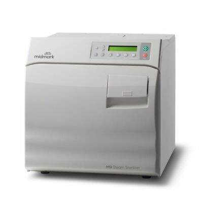$4749.99 • Buy NEW Midmark / Ritter M9-042 AutoClave Automatic Sterilizer Steam Automatic Door