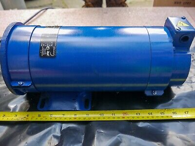 DC Permanent Magnet Motor Invensys MP80/160DH 0.55kW 2000RPM • 499£