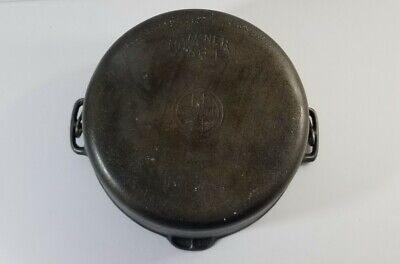 $ CDN65.44 • Buy Vintage Griswold/Wagner Ware 5qt Dutch Oven No Lid Small Logo