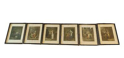 6 Vintage Cries Of London Prints By F Wheatley  • 79.99£