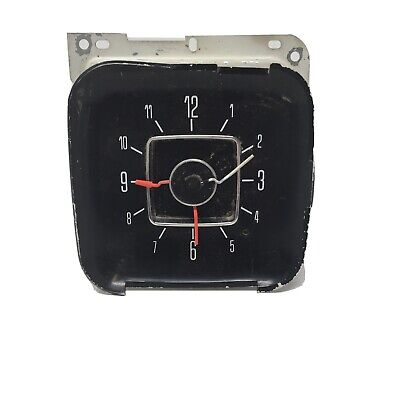 Vintage 1970's Ford Motor Company 12 Volt Electric Dash Clock DIMF-15000  • 46.29£