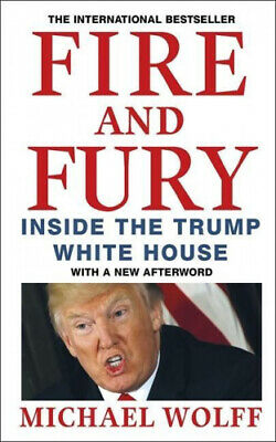 AU13.22 • Buy Fire And Fury By Michael Wolff.