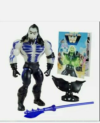 $27 • Buy Masters Of The WWE Universe Undertaker Action Figure Glows In The Dark
