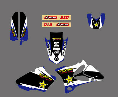 AU55.99 • Buy Team Graphics Sticker Decals Kit For Yamaha YZ85 2002-2012