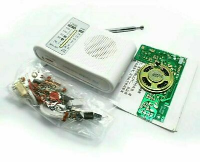 Self Build DIY Pocket AM / FM  Radio Kit   -   All Components Included • 4.49£