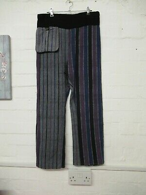 Unbranded Striped Casual Trousers • 15£