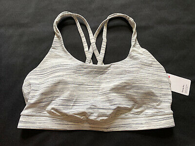 $ CDN68.70 • Buy NWT Lululemon ENERGY BRA DSAC SZ 10
