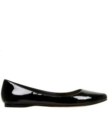 AU55 • Buy Nine West SPEAKUP Flats Black Patent Size 7.5