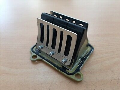 AU89.99 • Buy Yamaha YZ125 Reed Valve Block Genuine OEM 1C3-13610-20