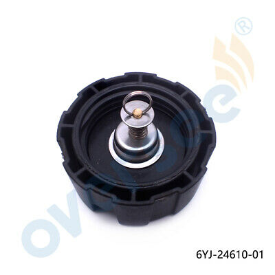 AU43.56 • Buy 6YJ-24610-01 Outboard Fuel Tank Cap Assy For Yamaha Outboard Engine Motor Part