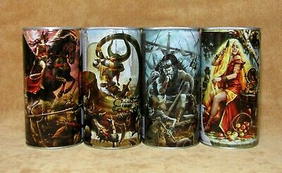$ CDN48.37 • Buy FAXE Norse Gods  Empty Beer Cans Limited Edition Russia 0.9 L 4 Pcs