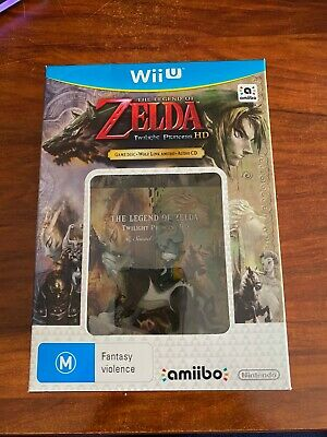 AU159 • Buy The Legend Of Zelda Twilight Princess HD Wii U LIMITED & COLLECTOR'S EDITION