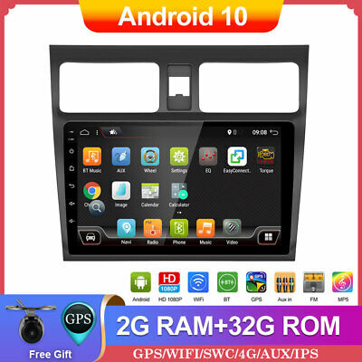 AU248 • Buy GPS Head Unit For Suzuki Swift 2005-2016 Car Stereo Radio 2Din Android 10 BT+CAM