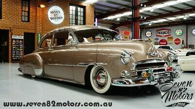 AU49900 • Buy 1951 Chevrolet Deluxe Lowrider Coupe On Hydraulics Suit Chevy Impala Bomb