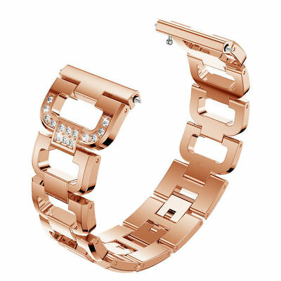 AU16.99 • Buy  For Fitbit Ionic Watch Stainless Steel Clasp Wrist Band Bracelet Replacement