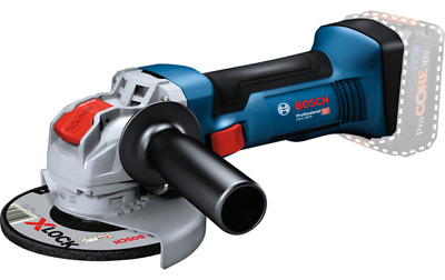 £164.36 • Buy Bosch GWX 18V-8 Cordless Angle Grinder With X-LOCK (in L-BOXX) (Bare) 06019J7000