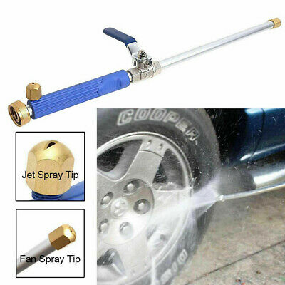 High Pressure Washer Spray Gun Power Water Nozzle Wand Free Nozzles • 9.52£