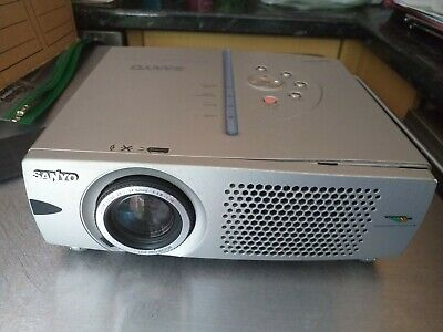 £20 • Buy SANYO PRO XtraX  PLC-Xw20a Projector ***** FAULTY FOR SPARES OR REPAIR *****