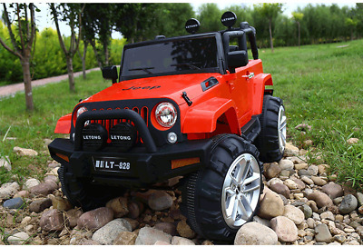 £169.99 • Buy Kids Ride On Car 12v Electric Remote Control Car Jeep 2 Seater Mp3 Toy
