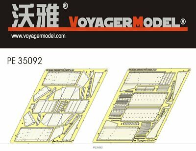 £15.95 • Buy Voyager Model PE35092 Fenders For Bronco Comet A34 Tank 1/35 Phtotetched Sheet