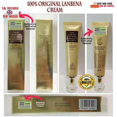 £5.49 • Buy Lanbena TCM Acne Scar Removal Cream Repair Wounds Cuts Burns Marks Ointment Gel