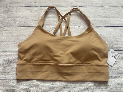 $ CDN72.67 • Buy NWT Lululemon ENERGY BRA Long Line SZ 10 BCHW