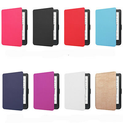 AU17.99 • Buy For Amazon Kindle Paperwhite 10th Generation 2018 Leather Case Smart Flip Cover