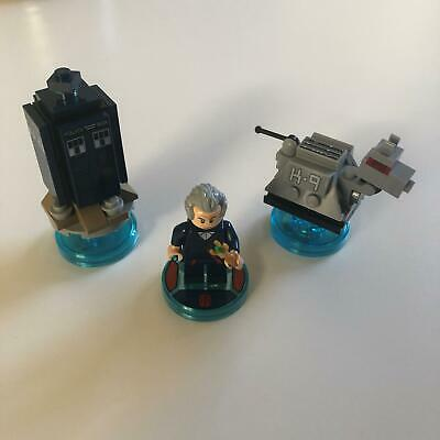 AU49.99 • Buy LEGO Dimensions 71204 | Doctor Who Level Pack | Used 100% Complete