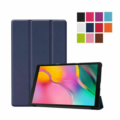 AU23.99 • Buy For Samsung Galaxy Tab S6 10.5 2019 4G Leather Tablet Case Cover With S Pen Hole