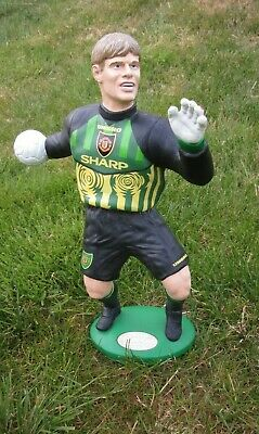 Peter Schmeichel Football Figure Manchester United By Vivid Imaginations 1996 • 10£