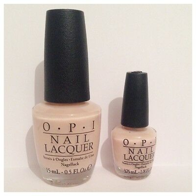 £6.95 • Buy OPI Bubble Bath Nail Varnish 15ml Or 3.75ml ***PICK YOUR SIZE***