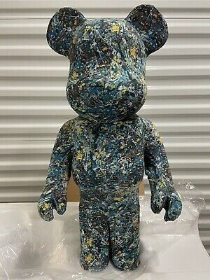 $2000 • Buy Jackson Pollock 1000% Be@rbrick Bearbrick