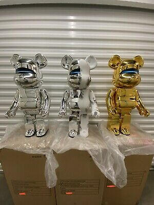 $35000 • Buy Sorayama Bundle (3-Piece Set) 1000% Be@rbrick Bearbrick