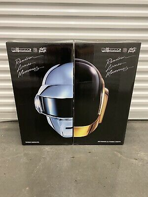 $9000 • Buy Daft Punk Random Access Memories Version (2-Piece Set) 1000% Be@rbrick Bearbrick