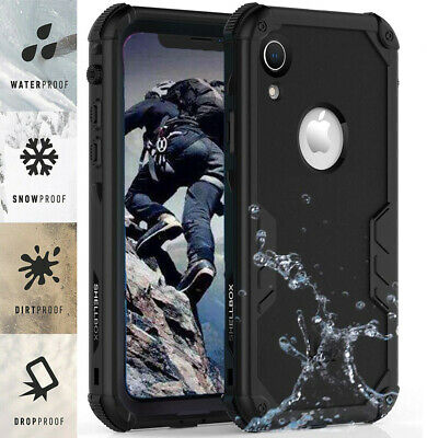 For Apple IPhone XR X Xs Max Case Waterproof FRE With Screen Protector Series  • 13.02£