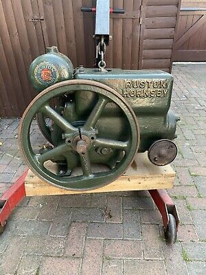 Ruston Hornsby PB3 Stationary Engine  • 295£