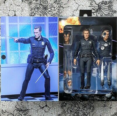 £24.78 • Buy Terminator 2 Ultimate T-1000 7-Inch Deluxe Action Figure - 25th Anniversary