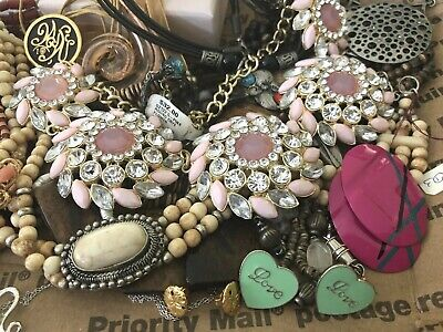 $ CDN13.84 • Buy Vintage To Modern, Lot Of + 1.5 Pounds, Sterling And More, Wearable Jewelry, Or