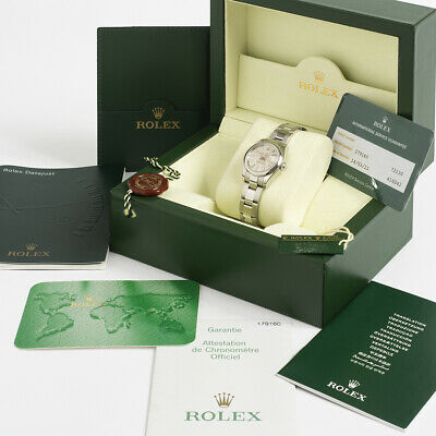 $ CDN7343.89 • Buy Rolex Lady Datejust, Ref 179160. Box & Papers. Outstanding Condition.