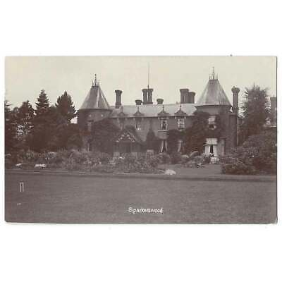 £7.95 • Buy SPARKESWOOD Nr Rolvendon, RP Postcard By Ridley Of Tenterden, Unused