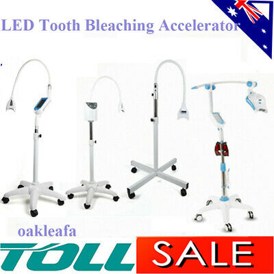 AU154.02 • Buy Dental Mobile Teeth Whitening Machine Lamp Tooth Bleaching LED Light Accelerator